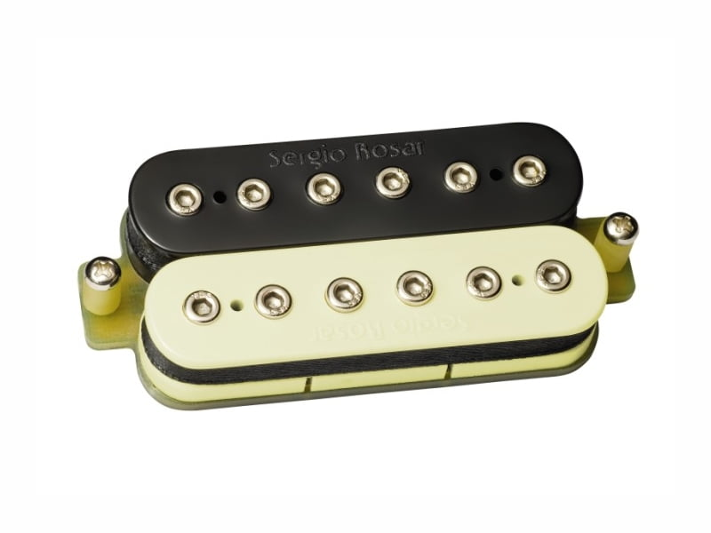 Captador para Guitarra Sergio Rosar Virtual Active Humbucker Bridge