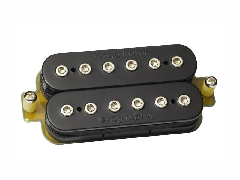 Captador para Guitarra Sergio Rosar Supershred Humbucker Bridge