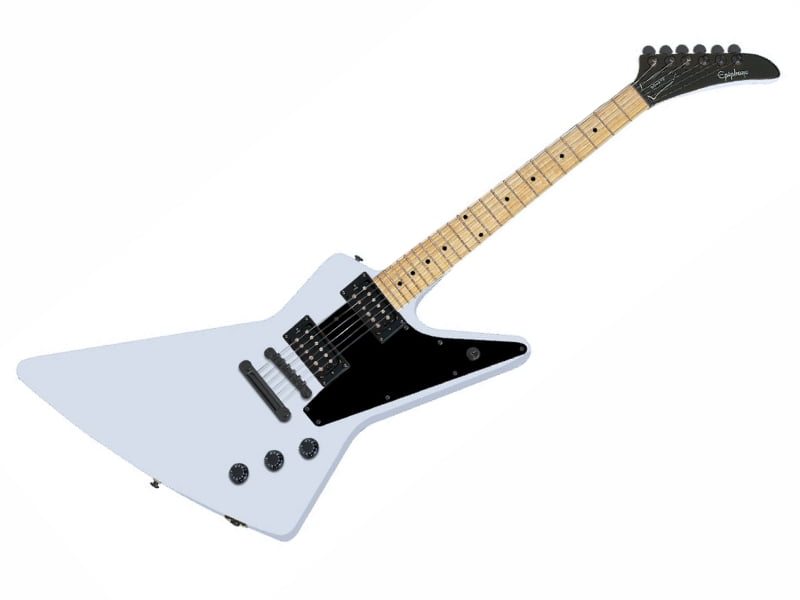 Guitarra Epiphone Explorer '58 Negative