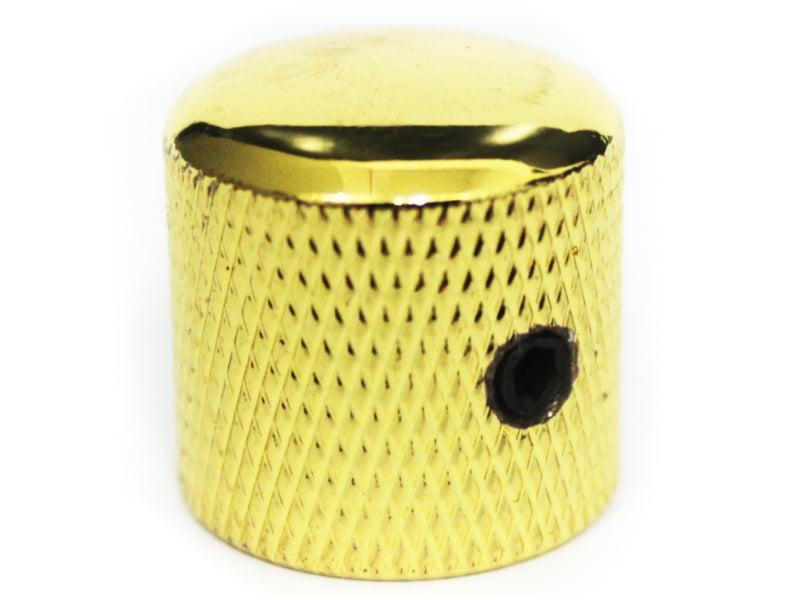 Knob Metal com Trava Dourado Ref. 7415
