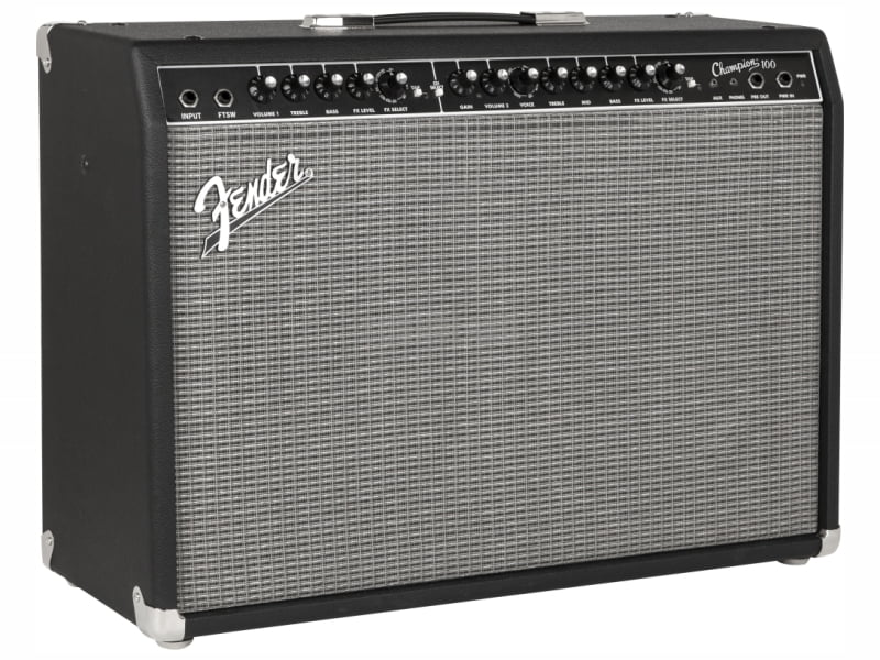 Amplificador para Guitarra Fender Champion 100