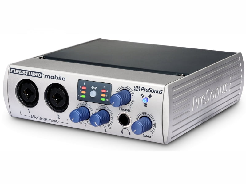 Interface de Audio Portátil PreSonus Fire Studio Mobile