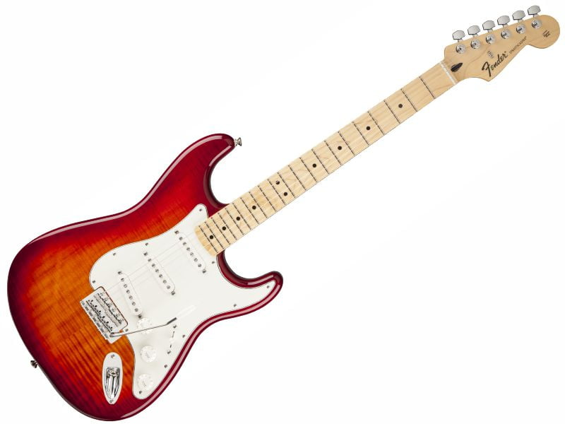 Guitarra Fender Stratocaster Standard Top Plus MN