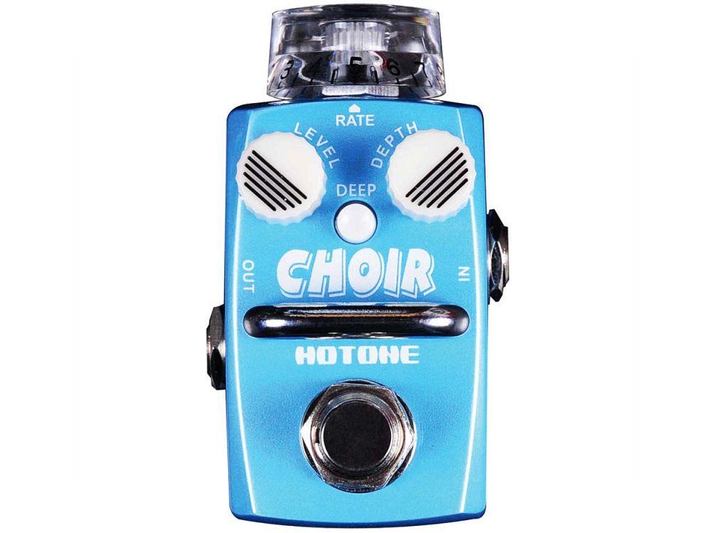 Pedal Chorus p/ Guitarra Hotone Choir SCH-1
