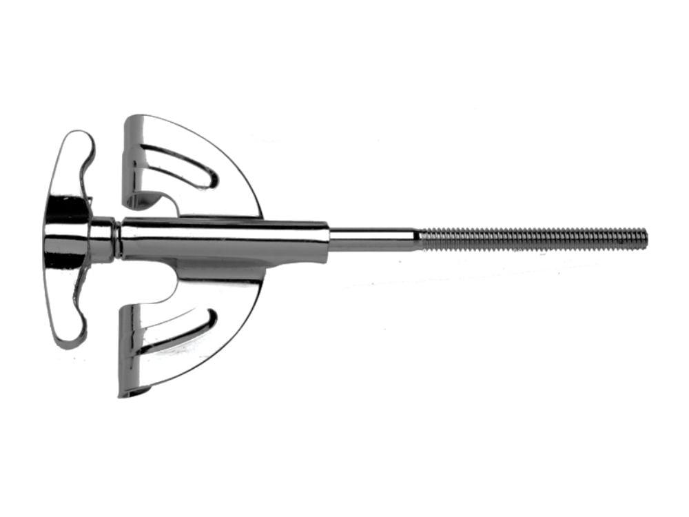 Parafuso de Afinação 115 mm c/ Garra e Borboleta PR-TW/B