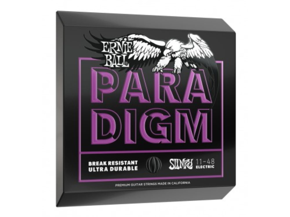 Encoradoamento para Guitarra .11 Ernie Ball PARADIGM Power Slinky Ref. 2020