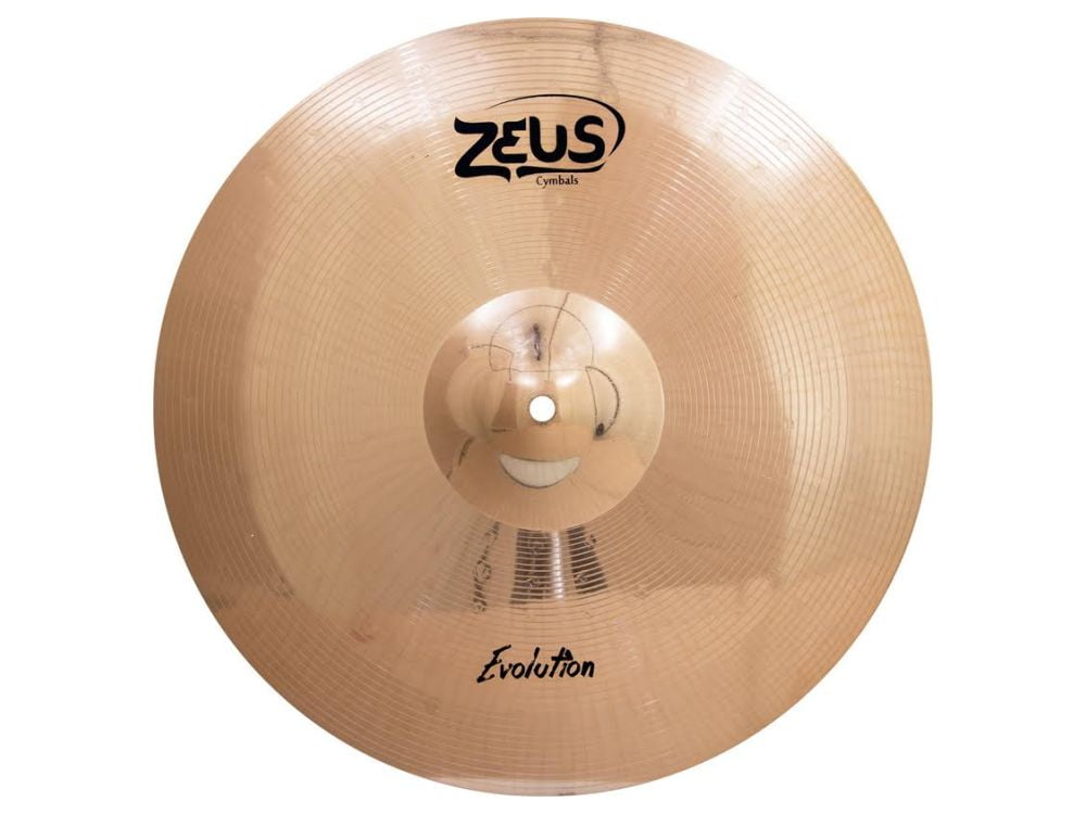 "Prato Crash 18"" Zeus Evolution B10 ZEVC-18"