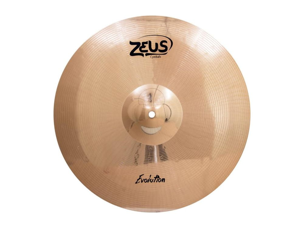 "Prato Crash 16"" Zeus Evolution B10 ZEVC-16"