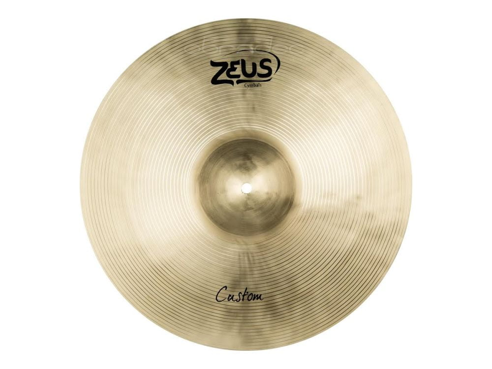 "Prato Crash 17"" Zeus Evolution B10 ZEVC-17"
