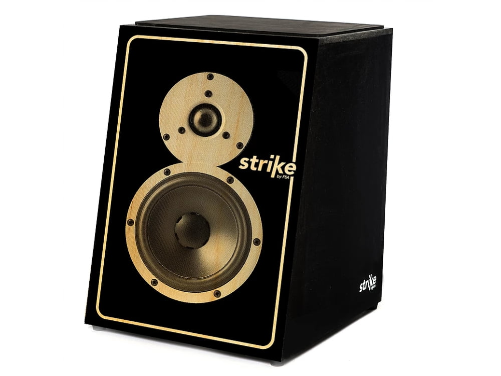 Cajon Acústico Strike Series SoundBox SK-4011