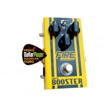 Pedal para Guitarra Fire Power Booster