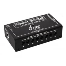 Fonte 9v e 18v para 12 pedais Fire Power Bridge 18v