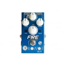 Pedal de Delay para Guitarra Fire Kronos Delay
