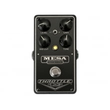 Pedal para Guitarra Mesa Boogie Throttle Box Distortion