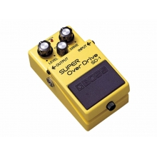 Pedal para Guitarra Boss Super OverDrive SD-1