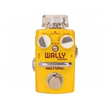 Pedal Looper p/ Guitarra Hotone Wally SLP-1