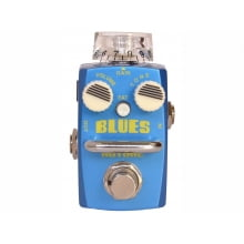 Pedal Overdrive p/ Guitarra Hotone Blues SOD-2