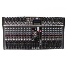 Mixer 20 Canais K2 Áudio c/ USB KM-2006USB