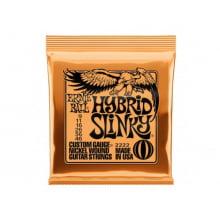 Encordoamento Híbrido para Guitarra .09 Ernie Ball Hybrid Slinky Ref. 2222