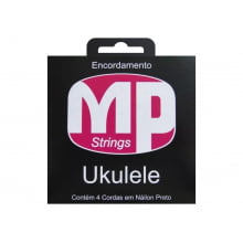 Encordoamento para Ukulele 4 cordas Pagannini MP Strings MPE-480