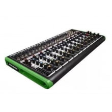 Mixer Analógico 12 canais Com Mp3 Bluetooth Pro Bass PM-1624 USB BT