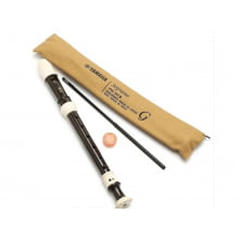 Flauta Soprano Yamaha YRS-301 Germânica