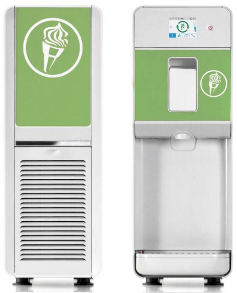 Máquina para Sorvete Soft - IS-Cream