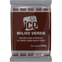 ICE MILHO VERDE 435G CAIXA COM 10 PACOTES - FMB