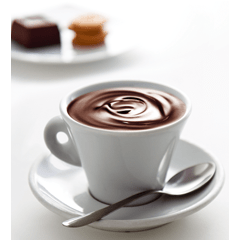 CHOCON´UP - Chocolate Quente Cremoso - Caixa com 10 Pacotes