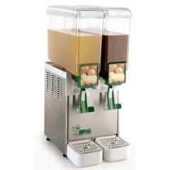 Refresqueira Compact A 2.8 - 2 cubas de 8 L cada - Bras Sulamericana