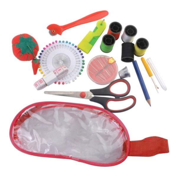 Kit Costura Vermelho - 1 Un.