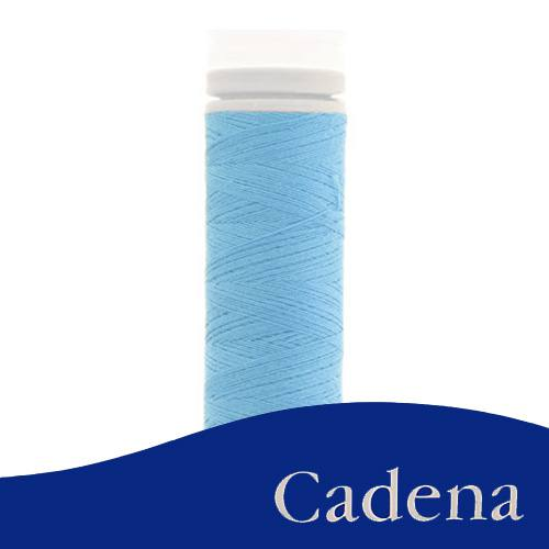 Linha Para Costura Cadena - Azul Claro (COR: 0333) Tubo - 1un.