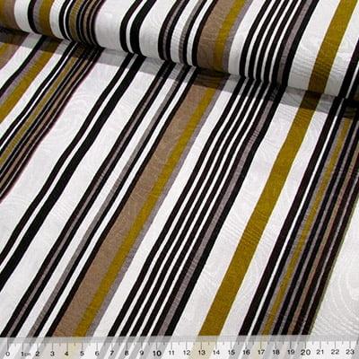 Jacquard Decor - Listras Design - Mostarda