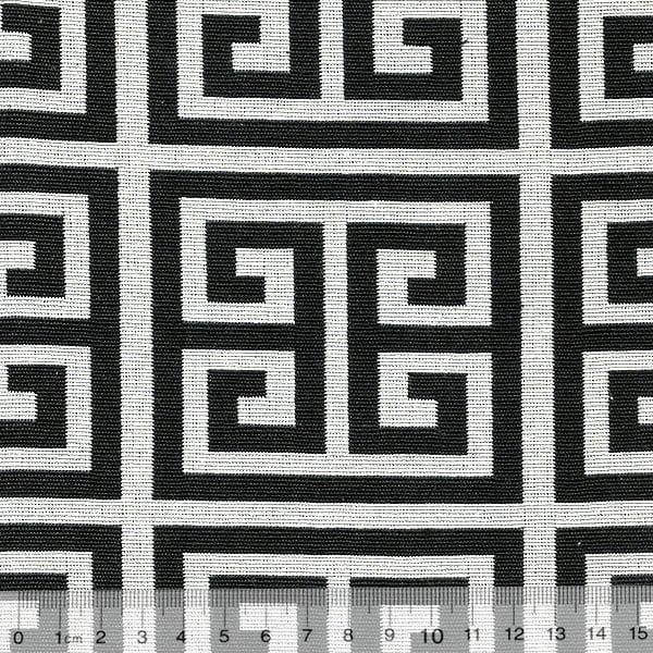 Tecido Jacquard Decor Soft - Labirinto