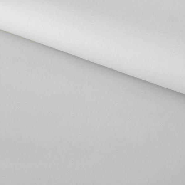 Tecido Percal 230 Fios Liso - Cinza - 100% Algodão - Largura 2,55m