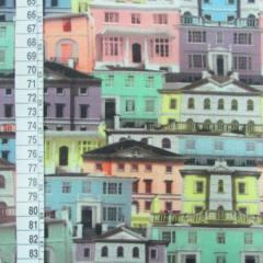 Tecido Tricoline Especial Casas Coloniais - 100% Algodão - Largura 1,50m