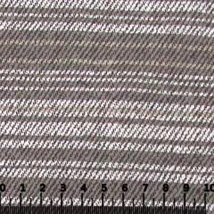 Percal 130 Fios Estampado - Multi Listras - Marrom