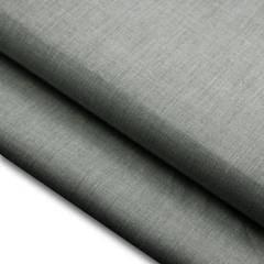 Tecido Fil a Fil Mesclado - Verde Escuro - 100% Algodão - Largura: 1,50m