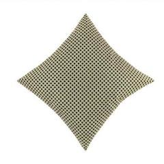 Tecido Impermeável Acquablock® Karsten - Treliça Preto - 72% Algodão 28% Poliéster - Largura 1,40m