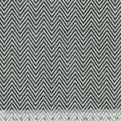 Tecido Jacquard Decor Soft - Mini Zigzag