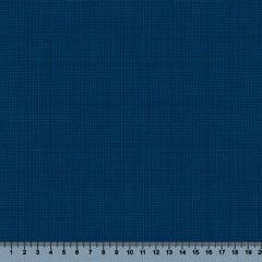 Tecido Tricoline Coleção Composê Ideal Azul Royal - Riscadinho
