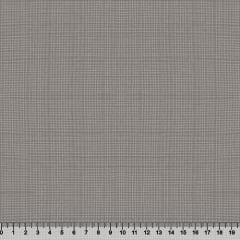 Tecido Tricoline Coleção Composê Ideal Cinza - Riscadinho