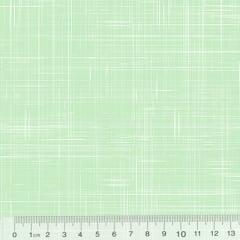 Tricoline Coleção Riscadinho Rústico - Verde Claro