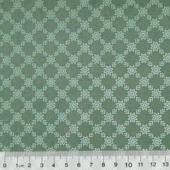 Tricoline Garden Unity - Flechas - Verde (Largura: 1,50 m)