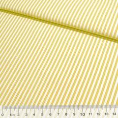 Tricoline Listras M - Amarelo