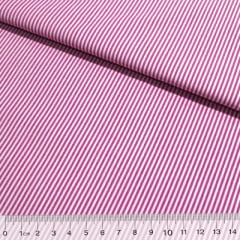 Tricoline Listras P - Rosa Pink