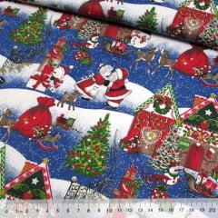 Tricoline Natal - Uma História de Natal