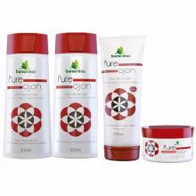 kit Tratamento Capilar - Pure Ojon - Barro Minas