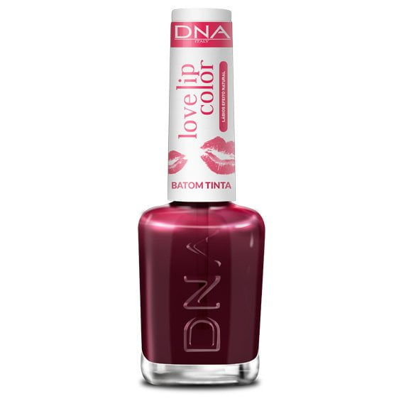 Batom Tinta Love Lip Color Cherry DNA Italy 10ml