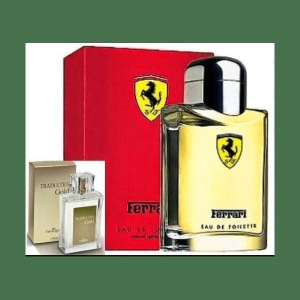 Perfume Ferrari Red 100 ml
